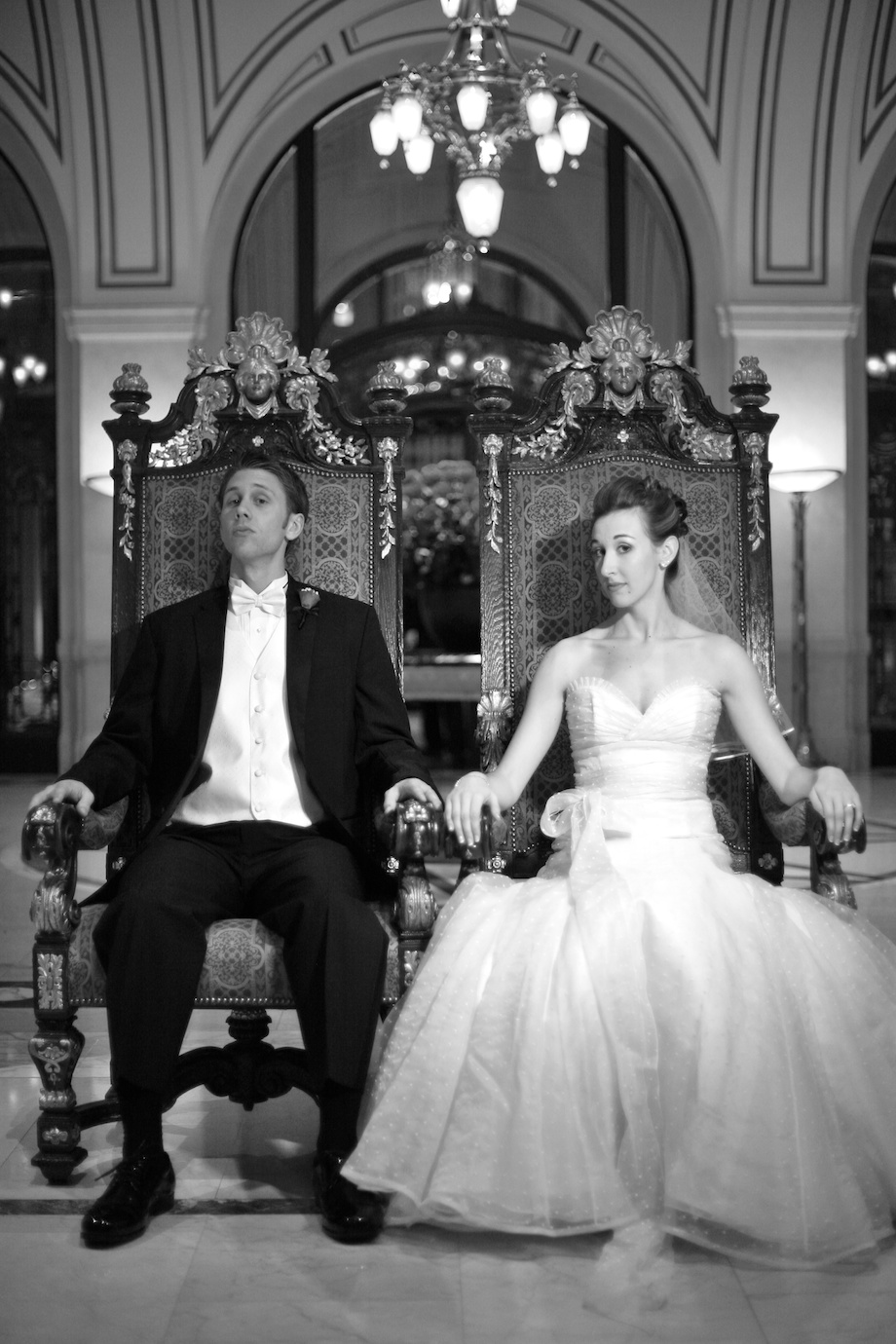 palace hotel wedding photography
