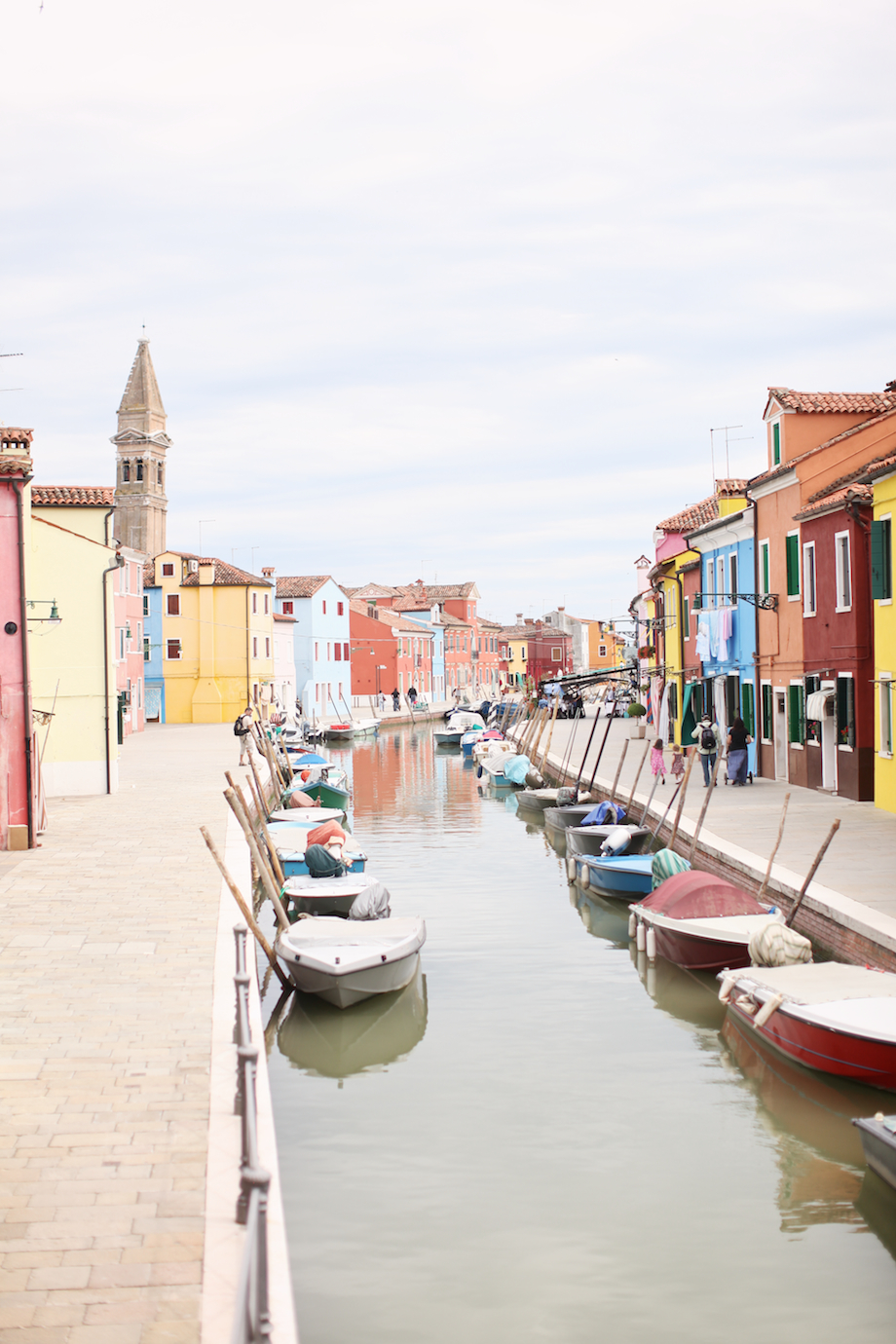 burano italy by emily scott gem photo