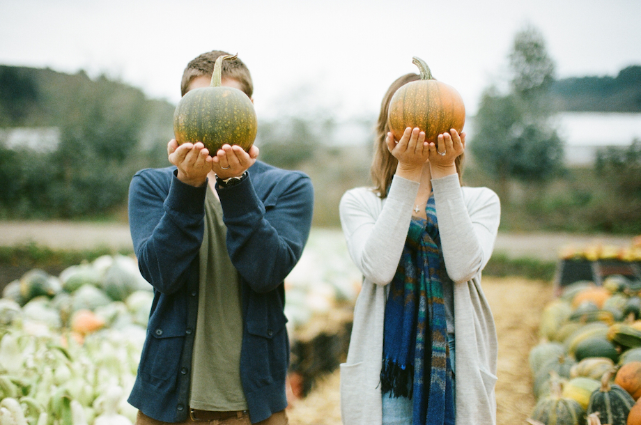 pumpkin patch half moon bay lifestyle portraits