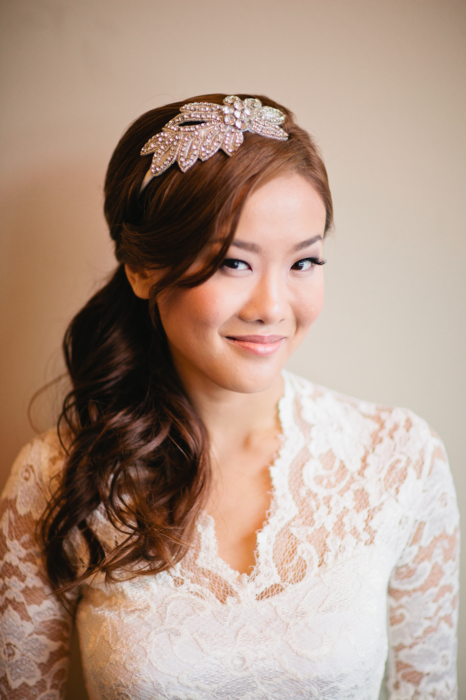 san francisco ferry building bridal portrait