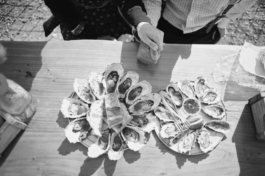 point reyes engagement session the marshall store oysters