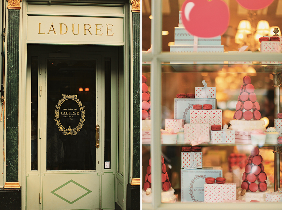 paris laduree