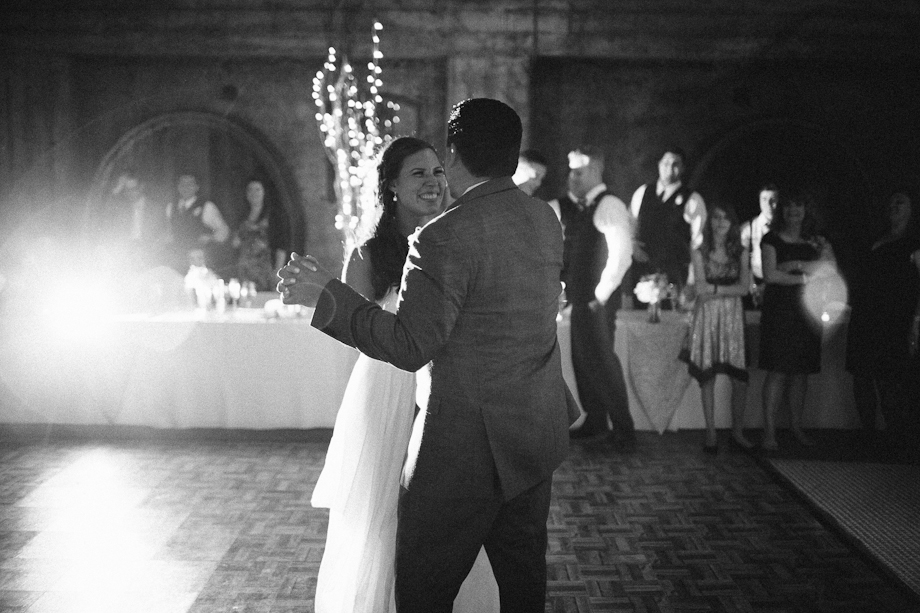father daughter dance mountain winery wedding