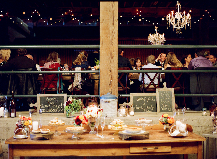 sonoma wedding barn