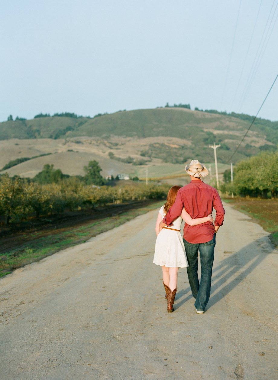 apple ranch san francisco bay area engagement session