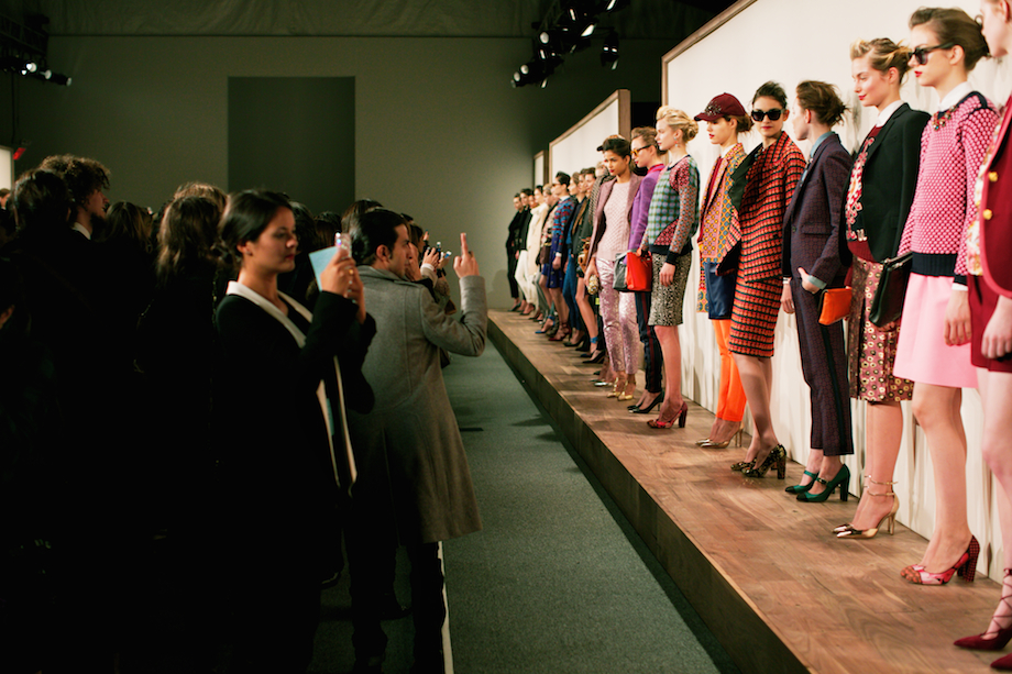 jcrew fall preview 2013 runway