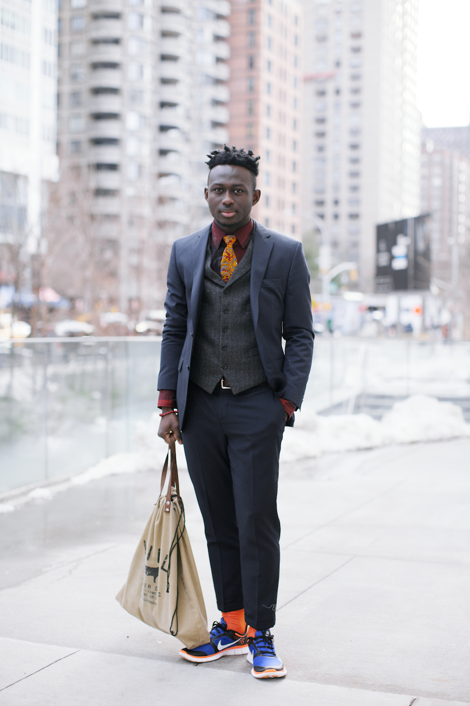 new york fashion week men's street style
