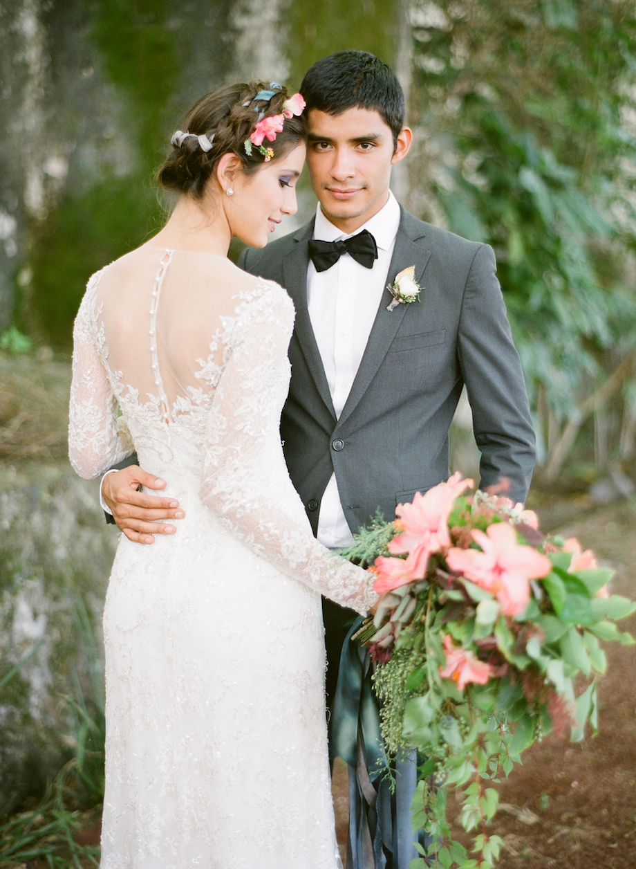 hacienda wedding inspiration // em the gem